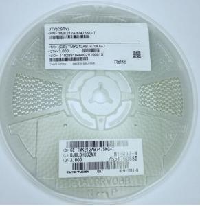 China EMK325AC6476MM P 47uf Ceramic Capacitor , ± 20 % X6S Smd Multilayer Ceramic Capacitor on sale