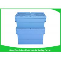 Buy cheap Customized Plastic Attached Lid Containers Storage Packaging Long Service Life product