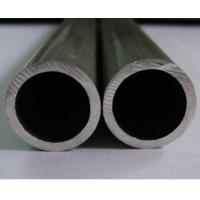 Buy cheap Round Silver Anodized Aluminum Tube 6061 / 6005 T6 For Trailers / Electronics product