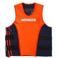 Buy cheap Customized Smimming Life Jacket / Neoprene Safety Life Vest For Water Ski Wakeboard product