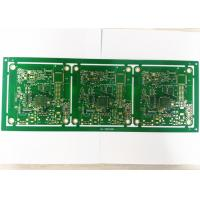 Buy cheap Rigid Power Supply Circuit Board Panel Customized Multilayer 2OZ Shengyi FR4 HASL product