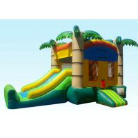 Buy cheap Kids Inflatable Jumper / 0.55mm Pvc Tarpaulin Castle Bounce House product