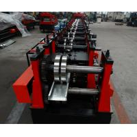 Buy cheap Automatic Purlin Roll Former , Pre - Cutter Adjusted C Purlin Machine Export to Saudi Arab product