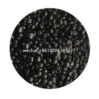 China China High dispersion  LLDPE  black pigment carbon black masterbatch on sale