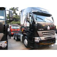 SINOTRUK Howo A7 G Prime Mover Truck With High Roof Cab Euro 2 For Semi Trailers