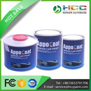 Buy cheap Prata média da pintura 1K de Appocoat, pintura do carro de Appocoat, Hoolong product