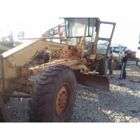 Buy cheap 12g catpiller Motor Grader earthmoving equipment used japan  GD530AW-2C  GD555-3  GD600 product