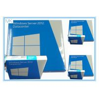 China Windows Server 2012 Versions Retail Box 64Bit  5 CALS English Original Factory Sealed on sale
