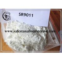 Buy cheap China Supply 99% High Purity SARMs White Powder  SR9011 for Gaining More Muscle product