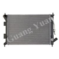 Buy cheap High Performance Hyundai Elantra Radiator , Custom Aluminum Racing Radiator product