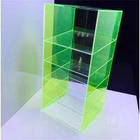 Buy cheap Exquisite customized clear acrylic 5 tiers acrylic phone accessory display stand product