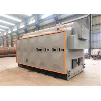 China Horizontal Coal Steam Boiler Fire Tube Structure For Textiles Mill ISO9001 on sale