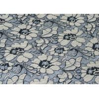 Quality Brushed Lace Shrink Resistant Fabric for sale