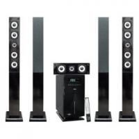China 5.1 entertainment home cinema speaker wireless surround sound systems on sale