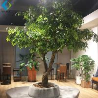 Buy cheap 5-10 Years Life Time Artificial Tree Plant , Crape Myrtle Flower Tree product