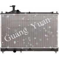 Buy cheap Welding Aluminum Mitsubishi Car Radiator For Outlander Plastic Tank PA66+GF30 product