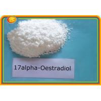 Buy cheap 17alpha-Oestradiol 57-91-0 Hormone 99% Purity Alzheimer'S Disease And Ischemic Stroke product
