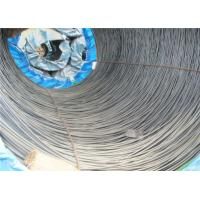Buy cheap GB 60Si2MnA High Carbon Spring Steel Wire Rod 8mm 12mm , High Tensile Steel Wire product