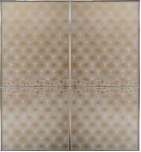 Buy cheap CY-ZG1113A Custom Glass Sliding Door For Closet, Bedroom Wardrobe Sliding Doors With Aluminum Frame Factory product