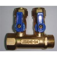 Buy cheap simple style manifolds for floor heat system product
