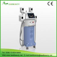 China 12 Inch LCD Screen Body Slimmer / Body Slimming Machine With 4 Handpieces wholesale