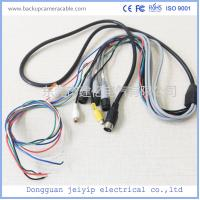 Buy cheap Waterproof Camera Monitor Cable , Rear View Camera Cable 20 Pin 1 Male To 4 Female Connector from wholesalers