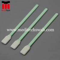 Quality Competitive Price Flat Head Foam Cleaning Swabs Competitive Price Flat Head Foam Cleaning Swabs for sale