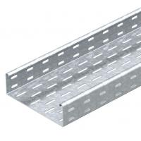 Buy cheap Residential Building Cable Tray Perforated Type With Light Duty Corrosion Resistant product