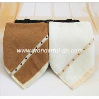 Buy cheap Promotional custom cheap cotton white hand towels online product