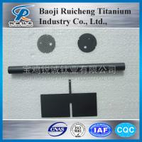 Quality Top quality best selling titanium anode bar for chlorinator for sale