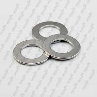 China n52 D19*2.5mm Zn plated ring shape ndfeb magnet on sale