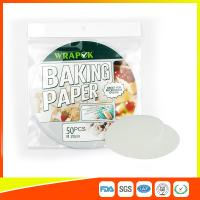"""Buy cheap Silicone 8 """" Kitchen Non Stick Baking Sheet / Parchment Paper For Cooking product"""