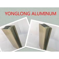 Buy cheap Wooden Grain Extruded Aluminum Electronics Enclosure Light Weight product