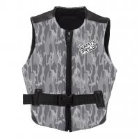 Buy cheap Reversible Design Neoprene Impact Vest With Front Zip Strategic Armhole Size product