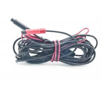 Buy cheap Slim Bare Copper PVC 4 Pin Mini Din Cable For Driving Recorder product