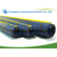 China EPE Tube Foam Pipe Insulation Heat Preservation / High Temperature With Pre Slit on sale