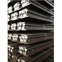 Buy cheap Coal Mine Light Steel Crane Rail Sections / Standard Mining Overhead Crane Rail P22 P24 from wholesalers