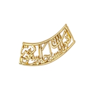 Buy cheap 50*30mm Brooch Bag Metal Collar Pin Suitable For All Kinds Of Occasions product