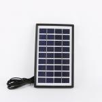 Buy cheap 9V 3W cheapest solar panel home solar energy systems ZW-3W-9V-1 portable solar photovoltaic panels generator product