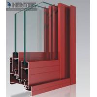 Buy cheap T5 / T6  Aluminium window extrusion profiles GB/75237-2004 product