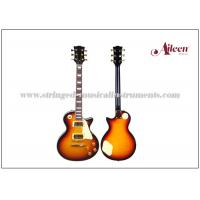 Buy cheap LP Music Electric Guitar With Bolt on Neck Solid Wood Rosewood Fingerboard product