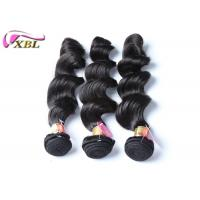 China 100% No Chemicals Processed Virgin Indian Remy Hair Weft Raw And Unprocessed Indian Hair wholesale