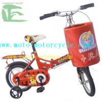 Buy cheap Orange Girls Pedal Light Weight Children Bicycles For Ride Learning product