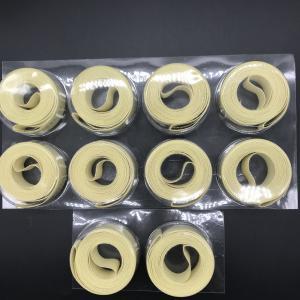 Buy cheap Aramid Garniture Fiber Tape Conveyor Insulation Felt Timing Belt 2400-3200m from wholesalers