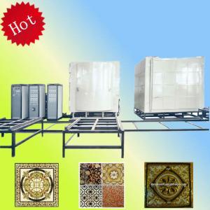 China chinaware porcelain PVD Vacuum Coating Machine on sale
