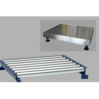 Buy cheap Heavy Packages On And Off Scale Roller Top Easily Sliding With Hot Galvanized from wholesalers