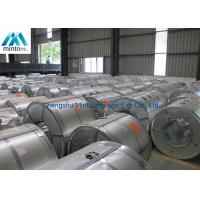 Buy cheap SGCC DX51D Galvanized Stainless Steel Sheet Roll ASTM A653 JIS G3302 product