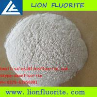 China Hydrofluoric Acid/Aluminum Fluoride Use High Grade CaF2 Powder 100 mesh 200 mesh on sale