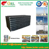 Buy cheap Corrosion Resistance Condensing Economizer In Boiler , Economiser In Boiler product