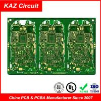 Buy cheap 4-10 layers FR4 1OZ ENIG/HASL/OSP HDI Printed Circuit Boards With Blind&Burried holes product
